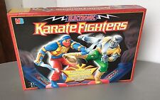 RARE VINTAGE #1997 KARATE FIGHTERS BOARD GAME SAMURAI NINJA HEADSTONE#NIB
