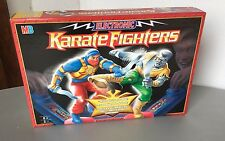 RARE VINTAGE #1997 KARATE FIGHTERS BOARD GAME SAMURAI NINJA HEADSTONE#NIB