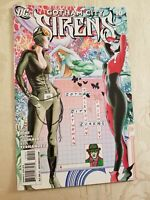 Gotham City Sirens #10 NEAR MINT HARLEY QUINN COVER CATWOMAN  POISON IVY NM+