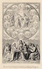 Mysteria rosarii MARIAE VIRGINIS-la vita di Cristo Vergine Maria Rosario