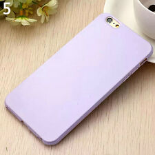 Ultra Thin TPU Silicone Rubber Soft Case Cover for iPhone SE 5S 5C 6S Plus Hot