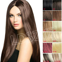Full Clip in Real Remy 100% Human Hair Human Hair Extensions 70g 80g 14''-22''