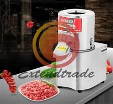 Vegetable Meat Chopper Grinder Commercial Food Processor Machine  Electric 220V