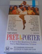 VHS: PATCH A PORTER