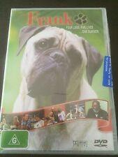 """Frank"" (DVD, PAL Reg 4) Four Legs, Five Lives, One Summer **NEW & SEALED**"