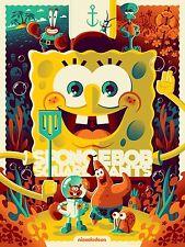 Spongebob Square Pants by Tom Whalen Regular