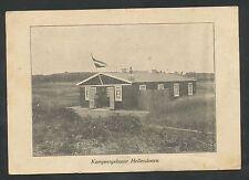 Kampeergebouw Hellendoorn