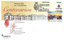 Spain España FDC Sobre Primer Día Año 2014 Edifil 4853, 4854 SPD 2 Fotos