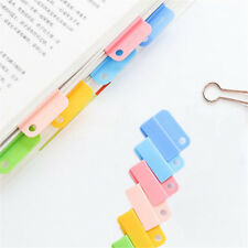 6PCS/Lot Creative Writing Photo Paper Clips Holder Memo Clip Kids Gifts UP