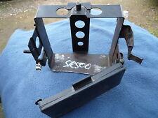 Yamaha sr500_2j4_48t _ Batterie encadré _ encadré _ porte _ Holder _ Compartiment _ iléostomie _/_ Batterie
