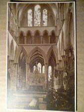 Postcard Vintage: Choir Salisbury, no.5361 judges Ltd