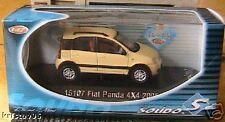 FIAT PANDA 4X4 ROUE MOTRICE 2005 SOLIDO 15107 1/43 NEW