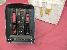 1960s NOS Mercedes-Benz VDO Instrument Cluster Speedometer 111 112