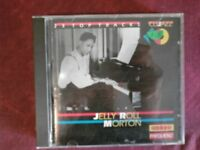 JELLY ROLL MORTON- 23 TOP TRACKS (FREQUENZ, 1990). CD.