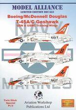 Alianza Modelo 1/48 McDonnell-Douglas T-45A/C Azor # 489031
