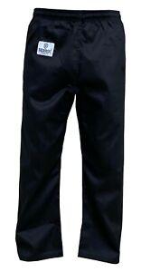 Sedroc 8 oz. Student Karate Gi Pants with Back Pocket Martial Arts Kung Fu TKD