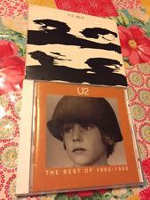 U2 - Boy (Early Pressing Made In West Germany CD) + BONUS The Best Of 1980-1990!