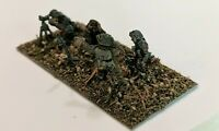 15mm wwii Old Glory Command Decision painted British heavy mortars newly painted