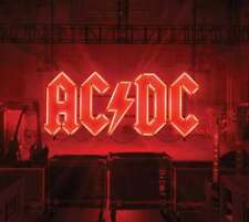 Ac/dc Potenza Up 1lp Black Vinile 2020 Columbia