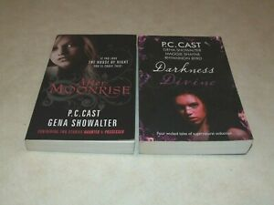 P.C. Cast - Darkness Divine and After Moonrise - Paperback