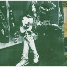 NEIL YOUNG - GREATEST HITS CD + DVD ROCK 16 TRACKS NEU