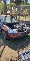 Ford BA FAIRMONT GHIA wrecking all parts suit AU BF FALCON BA FAIRLANE LTD XR6