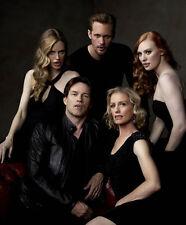 Kristin Bauer and Alexander Skarsgård UNSIGNED cast photo - H5274 - True Blood