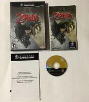 Legend Of Zelda Twilight Princess Nintendo GameCube CIB Complete Game Cube