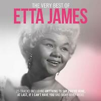 Etta James - At Last - CD - BRAND NEW SEALED - THE VERY BEST OF GREATEST HITS