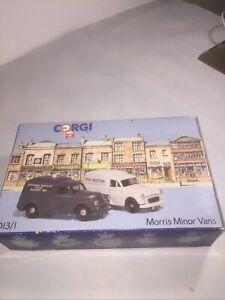 Corgi D13/1 Morris Minor Vans 1:50