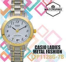 Casio Ladies' Standard Analog Watch LTP1128G-7B