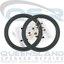 "12"" Foam Surround Repair Kit to suit JBL Speakers LE-120H 128H (FS 270-240)"