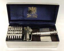 Wilkinson Sword Co. 7-Day Razor Shaving Set