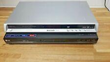 Panasonic dvd S32 & LG DVD RECORDER DVB-T  DRT389H BOTH SOLD SPARES OR REPAIRS
