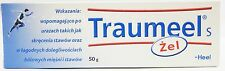Traumeel S Gel joints gel -50 g- Made in EU -FREE SHIPPING