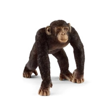 Schleich 14817 Chimpanzee Male New