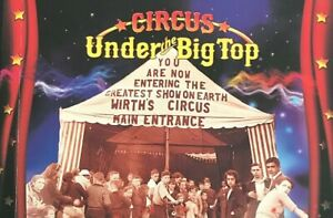 2007 Prestige Stamp Booklet 'Circus Under the Big Top'  MNH Stamps
