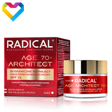 Farmona Radical AGE ARCHITECT 70+ Day Instant Lift Anti Wrinkle Cream SPF15 50ml