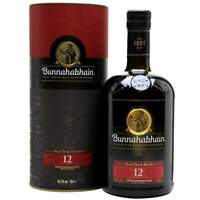 New Bunnahabhain 12YO Islay Single Malt Scotch Whisky 46.3% 700ml