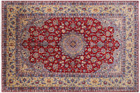11' X 17' Traditional Hand Knotted Wool Rug - GT132