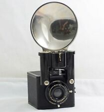 ANTIQUE VINTAGE KODAK SIX-20 FLASH BROWNIE CAMERA 1940-54