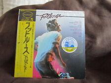 FOOTLOOSE soundtrack Japan LP kenny loggins bonnie tyler sammy hagar ann wilson
