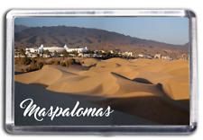 Maspalomas Gran Canaria Fridge Magnet Collectable Design Souvenir Canary Island