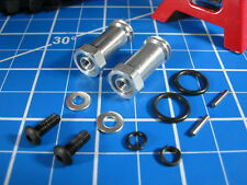 2x 20 mm Wheel Spacer Widener Tamiya RC 1/10 Toyota Tundra Hilux Ford F350 CC01