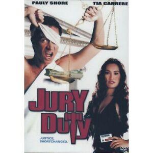 Jury Duty Pauly Shore (All Region Dvd)= Dvd