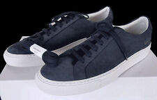 COMMON PROJECTS ACHILLES NUBUCK NAVY - NEW WITH DEFECT - 40 to 44 (UK 6 to 10)