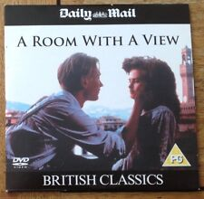 DVD - BRITISH CLASSICS A ROOM WITH A VIEW - NEWSPAPER PROMOTION