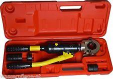 Presszange für Verbundrohr PEX mit Hydraulikzylinder 16-32mm TH-Kontur