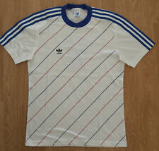 ADIDAS second logo vintage Jersey T shirt  from 80 years size 48-50