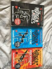 The Hunger Games Trilogy, 3 Book Set, Hunger Games, Catching fire, Mockingjay